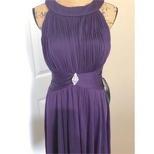 Jessica Howard Circle Neck Dress